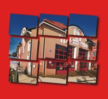 The firestation of Schlägl | architectural photography T-Shirt
