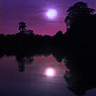 Coate Moon by GlennB