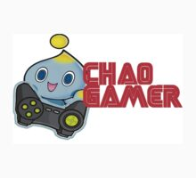 Chao Gamer by Dreamcast-Talk