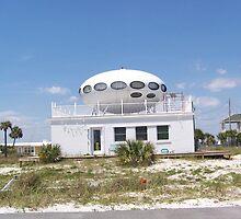 Futuro House by Edith Farrell