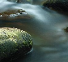 Smooth Stream by Joel  Haldane