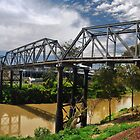 Old Ipswich Railway Bridge by Steve Ungermann