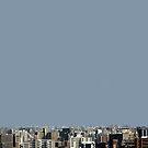 fukuoka skyline by Yuval Fogelson