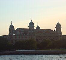 Ellis Island by Jessicaw08