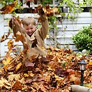 Fall At Play by Cherie Baxter