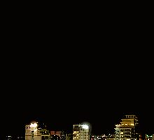 nha trang night by Yuval Fogelson