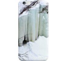 Ice Cave I iPhone Case/Skin