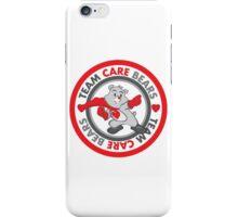 Team Care Bears Logo for Aids Walk Miami iPhone Case/Skin