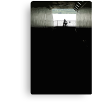 tunnelview Canvas Print
