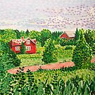 Åland Landscape by Alan Hogan