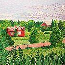 Åland Landscape by Alan Hogan