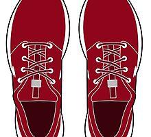 Roshe Run Team Red by Maranello28