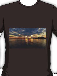 Sunset Reflections  T-Shirt