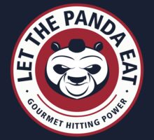 Let The Panda Eat by Wesley Guidera