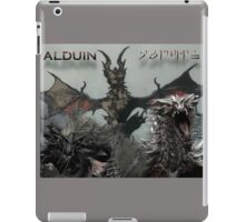 Homage to the World Eater iPad Case/Skin