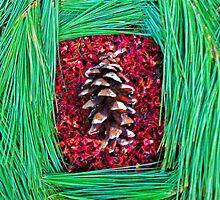 Pine Within Pine by AshleyKush