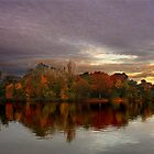 Autumn Island by GlennB