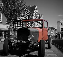 Vintage Car by Mattphotos