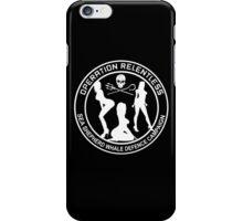 New Sea Shepherd Custom Logo  iPhone Case/Skin
