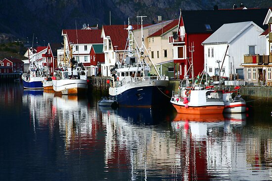 Norway by Willy Vendeville