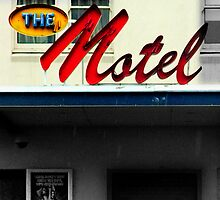 urb de motel by Michael A. Morrison