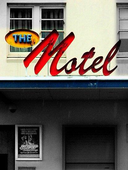 urb de motel by Michael A. Morrison