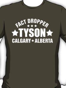 Fact Dropper T-Shirt