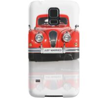 Wedding Car Samsung Galaxy Case/Skin