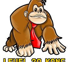 Donkey KONG by WarpZoneGraphic