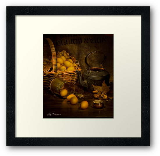 Old Masters Series (print 4)  by Alf Caruana