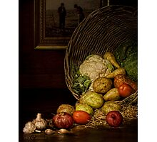 Old Masters Series (print 5)  Photographic Print