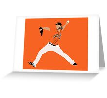 Madison Bumgarner 2 Greeting Card