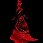 Red Rose Tiana by Serdd