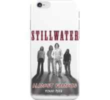 Stillwater iPhone Case/Skin