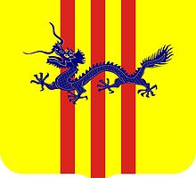 Coat of Arms of South Vietnam, 1954-1955 by abbeyz71