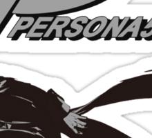 Persona 5 Protagonist  Sticker