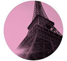 Eiffel Tower by acquadesign