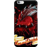 """Love Divided"" iPhone Case/Skin"