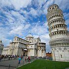 Pisa by Moshe Cohen