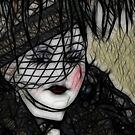 The Glamorous Fractalius Mask by Virginia N. Fred