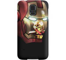 "Iron Spiderman ""Well, how do I look?"" Samsung Galaxy Case/Skin"