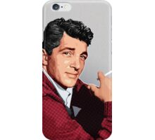 Dean Martin - The King of Cool and Rat Pack Member iPhone Case/Skin