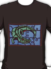 gator (pieces of the puzzle 2) T-Shirt