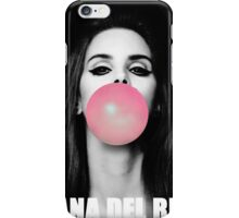 Lana Gum - WHITE iPhone Case/Skin