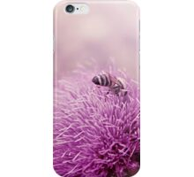 Beauty and the Bee iPhone Case/Skin