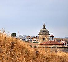 Mañeru - Camino de Santiago by Hilda Rytteke