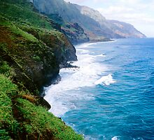 Kalalau Trail by kevin smith  skystudiohawaii