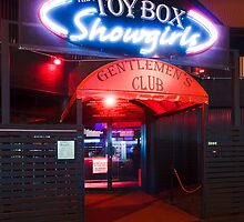 Toybox Showgirls Gold Coast Australia by Peter Taggert