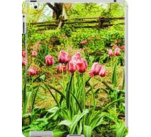 Dreamy Tulip Garden - Impressions Of Spring iPad Case/Skin