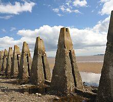 Pyramid stones by franceslewis